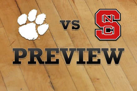 Clemson vs. NC State: Full Game Preview