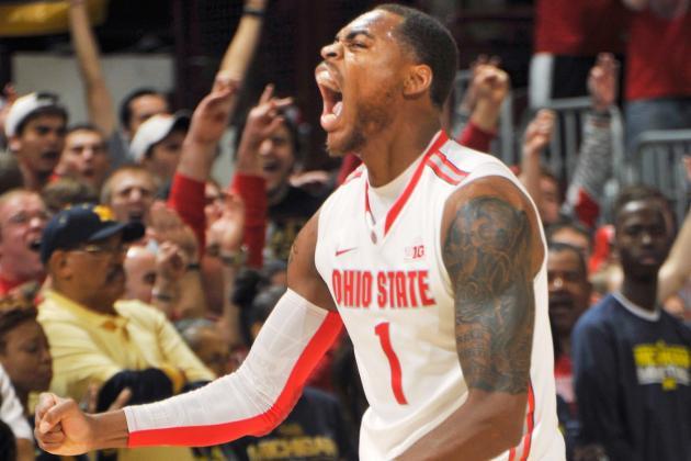 NCAAM Gamecast: Ohio State vs. Michigan State