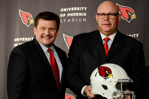 Cardinals Roll Dice on Arians in Attempt to Turn Franchise Around