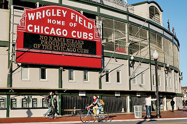 Chicago Cubs Reportedly Planning $300 Million Renovation of Wrigley Field