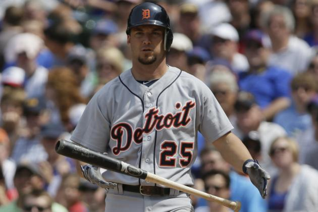 Indians Close to Minor League Deal with Ryan Raburn