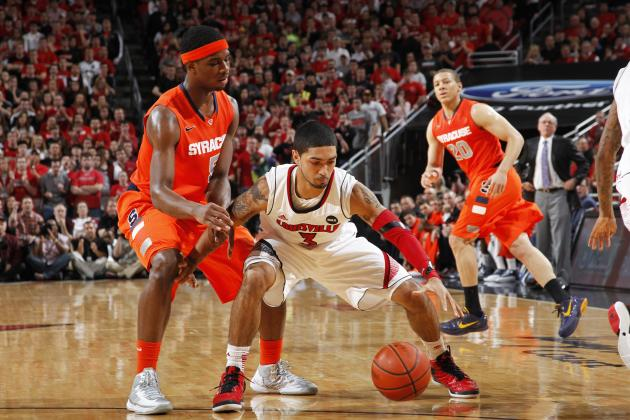 Syracuse Upsets Top-Ranked Louisville, 70-68, in Wild Finish