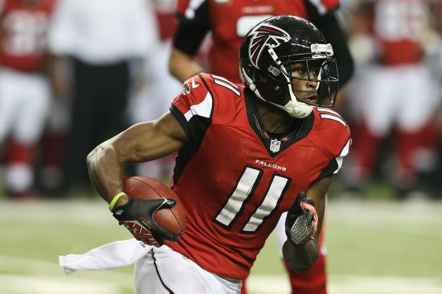 Big Trade for Jones Has the Falcons on the Brink of Super Bowl