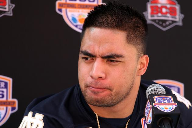 Manti Te'o's Interview with Jeremy Schaap Provides as Many Questions as Answers
