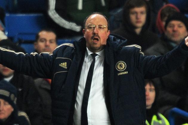 Arsène Wenger Admits to 'Sympathy' for Chelsea's Rafael Benítez