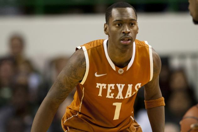 Texas Lets Win Slip Away, Falls to Jayhawks, 64-59