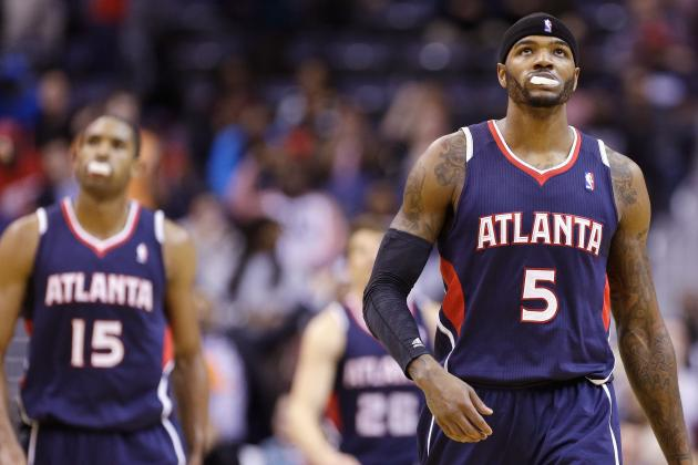 Hawks' Williams Suffers Season-Ending Knee Injury