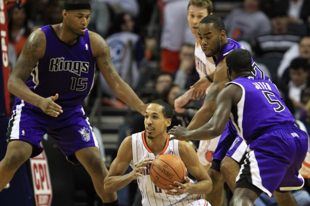 NBA Gamecast: Kings vs. Bobcats