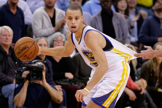 Steph Curry Returns to Lineup, Lee out vs. Hornets