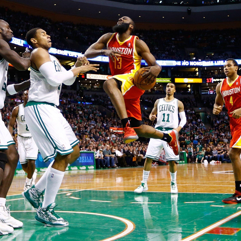 Houston Rockets Score