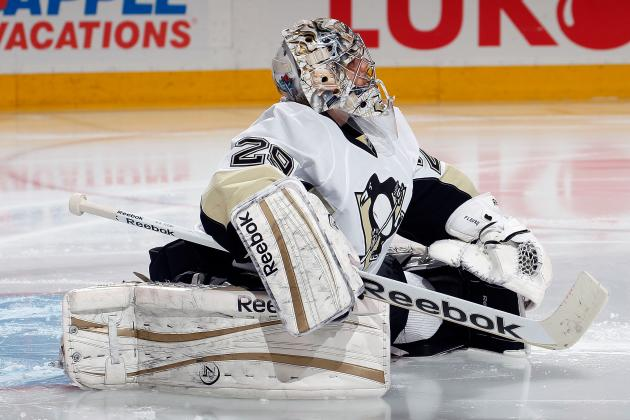 Fleury Sets Franchise Wins Record