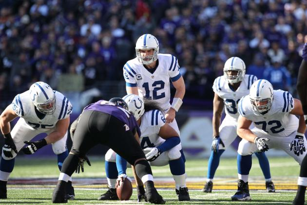 Pondering a Colts' West Coast Offense