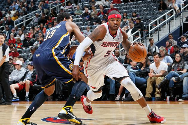 NBA Trade Rumors: Josh Smith, Danny Granger on the Move, Rockets Interested?