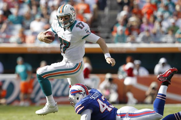 Ryan Tannehill Can Learn How to Win by Watching the NFL Playoffs