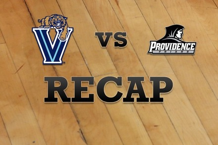 Villanova vs. Providence: Recap and Stats
