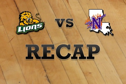SE Louisiana vs. Northwestern State: Recap and Stats