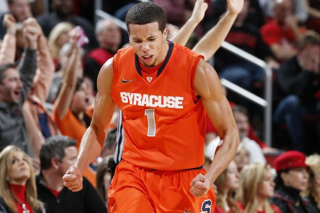 Syracuse's Road Win over Louisville Signals Revolving Door for No. 1 Ranking