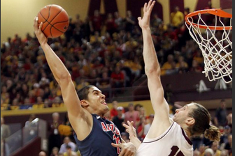 Arizona Wildcats beat ASU 71-54