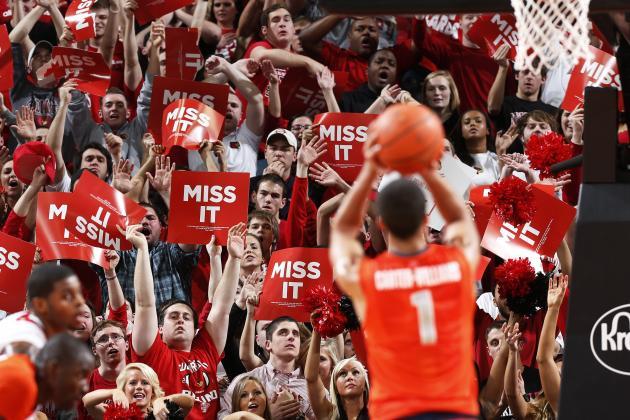 Rapid Reaction: Syracuse 70, Louisville 68