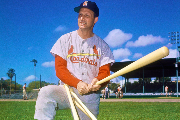 Hall of Fame Slugger Stan Musial Passes Away at 92
