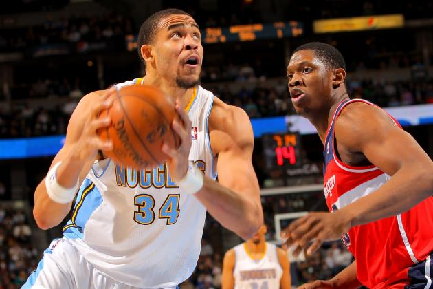 George Karl on JaVale McGee: 'I Just Want Him to Be More Tim Duncan-Like'