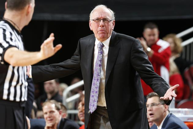 Syracuse Topples No. 1 Louisville in a Truly Great Basketball Game
