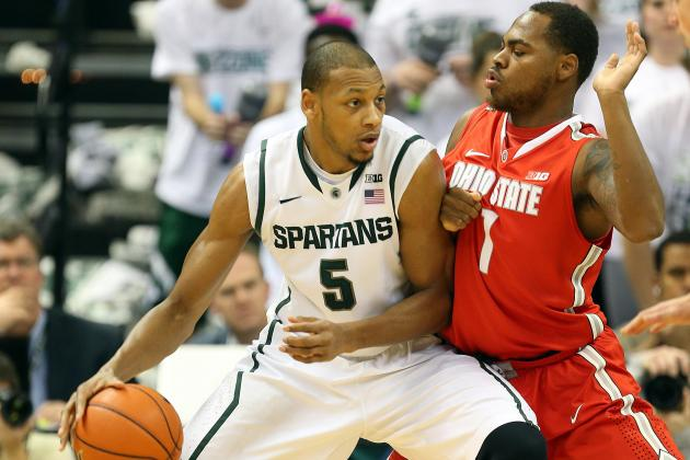 Michigan State Squeaks By Ohio State in B1G Thriller
