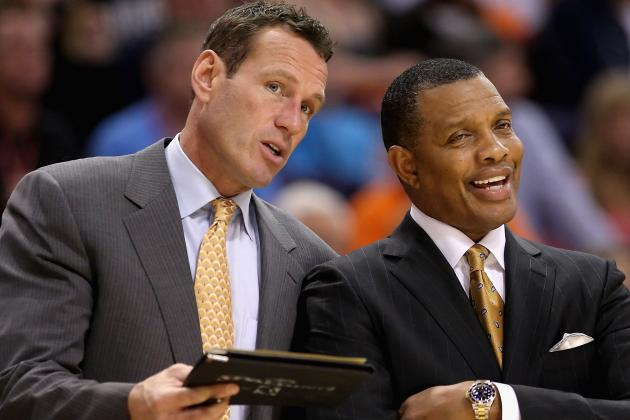 Suns Still Weighing Interim Head Coach Options