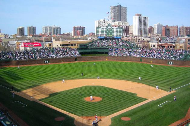 Cubs Need Help from City for Wrigley Upgrades