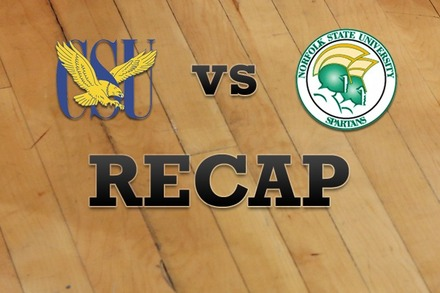 Coppin State vs. Norfolk State: Recap and Stats