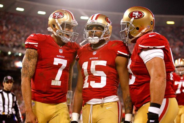 Poole: 49ers Follow Lead of Exuberant Quarterback Colin Kaepernick