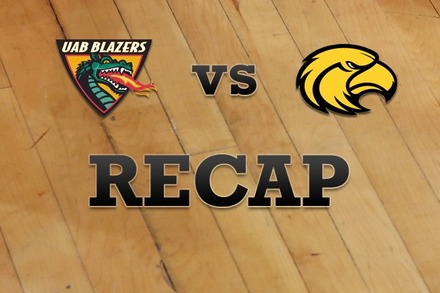 UAB vs. Southern Miss: Recap and Stats