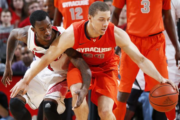 Syracuse Basketball: Orange Get Impressive Road Victory at No. 1 Louisville