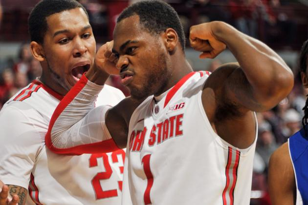 Ohio State Basketball: Buckeyes Fall to Michigan State, 59-56