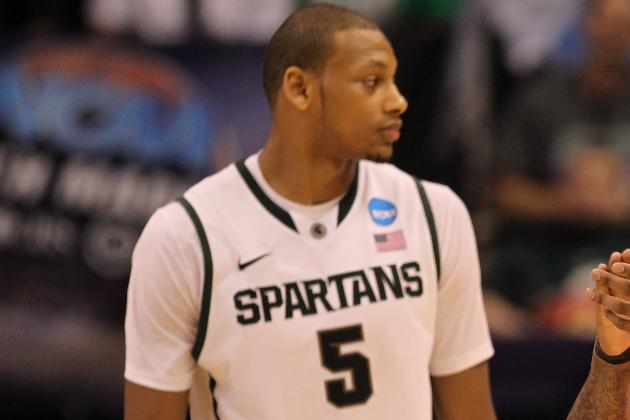 Michigan State's balance holds off Ohio State, Deshaun Thomas