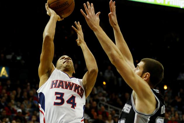 Postgame Thoughts: Hawks vs. Spurs