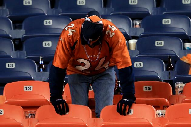 Klis: Broncos' Loss Leaves a Long-Lasting Hangover with Fans