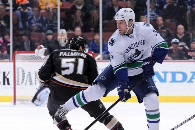 Gamecast: Ducks vs. Canucks