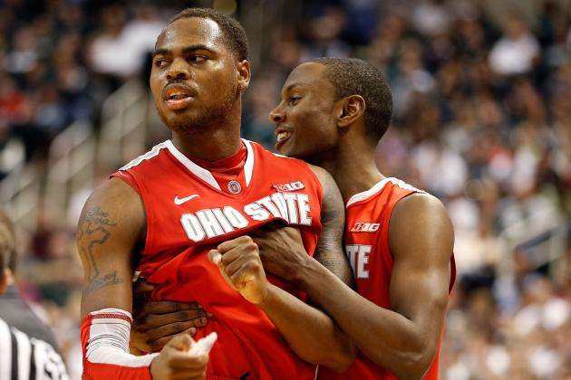 Deshaun Thomas Scores 28 but OSU Misses Late 3-Pointer to Lose to MSU