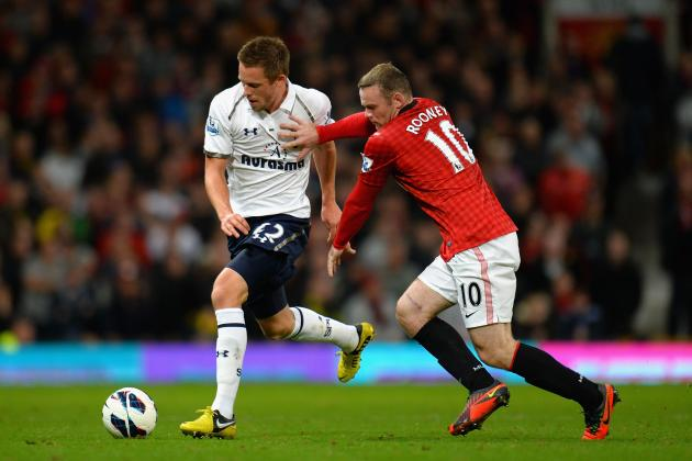 Tottenham vs. Manchester United: Live Stream Info for EPL Match