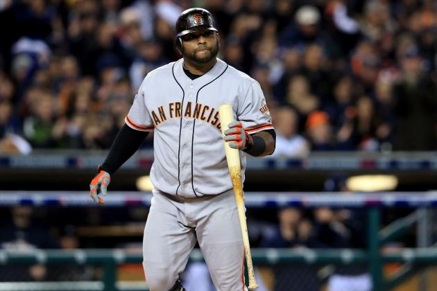 Pablo Sandoval Back with VWL Squad After Healthscare