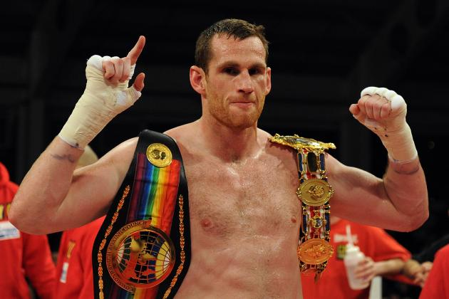 Will David Price Be Ready to Fight Wladimir Klitschko If He Beats Tony Thompson?