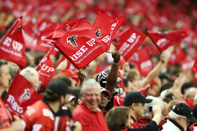 NFL Playoffs 2013: Evaluating Home-Field Advantage in Conference Title Games
