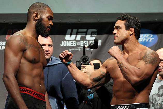 UFC on FX 7: Vitor Belfort  Beats Bisping, Calls for Rematch with Jon Jones