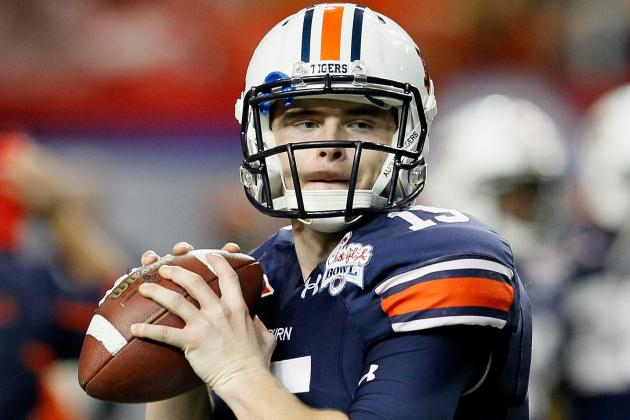 Malzahn Says Auburn QB Moseley Has Left Team