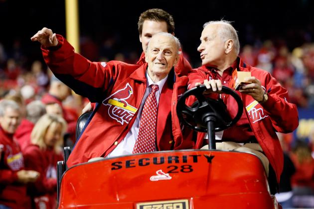 Stan Musial: Mourning the Loss of a Baseball Icon