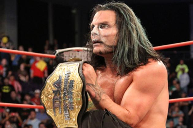 TNA News: Jeff Hardy Pulled from UK Tour