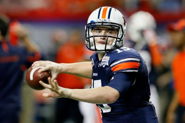 Auburn QB Clint Moseley Leaves Tigers Football Program