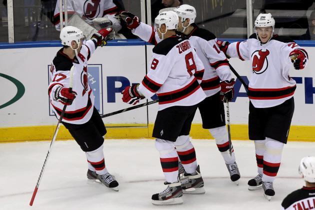 Zajac, Clarkson Score as Devils Top Islanders