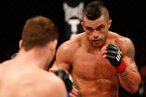 Belfort vs. Bisping: Recapping the Fightmetric Numbers